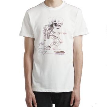 T-shirt RVCA Skull Surfer SS