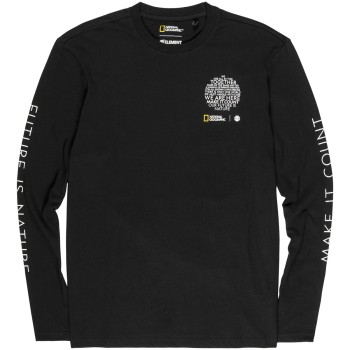 T-shirt Element Earth Long Sleeve