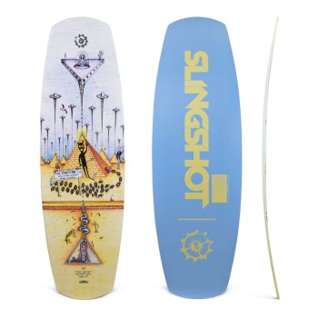 Planche Wakeboard Slingshot Coalition 2019 Taille
