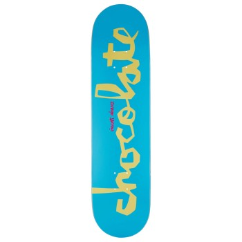 Planche Skateboard Chocolate Original Vincent Alvarez 8.0