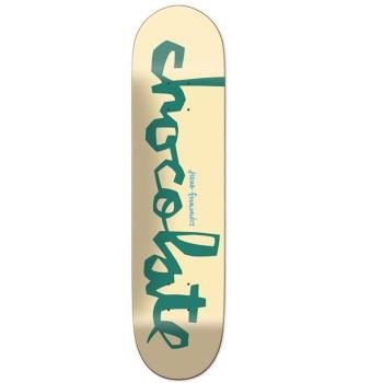 Planche Skateboard Chocolate Original Jesus Fernandez 8.25