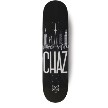 Planche Skateboard ZOO YORK Chaz Ortiz Metropolis 8.125