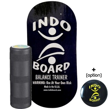 Planche Indo Board Rocker Black