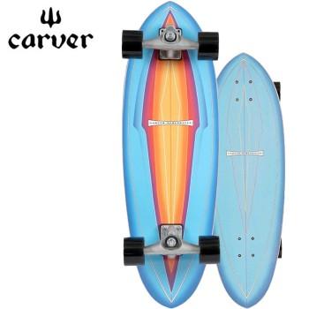 """Carver Skate Blue Haze 31"""" (C7)"""