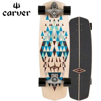 """Carver Skate Black tip 30.5"""" (C7)"""