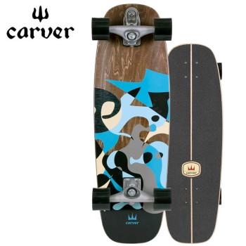 "Carver Skate Blue Ray 30"" (C7)"