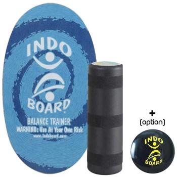 Planche Indo Board swirl blue