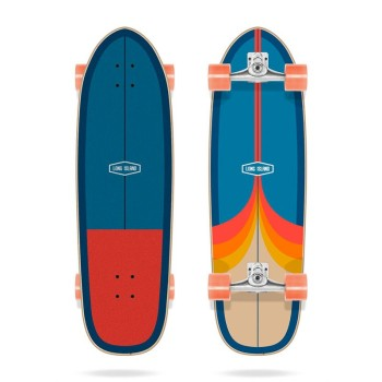 Long Island Surfskate Ash 34''