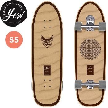 """Surf skate YOW Kontiki 34"""""""