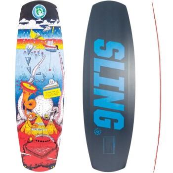 planche wakeboard slingshot coalition 2020