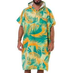 Poncho After Tropical - Orange