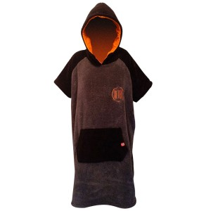 After Poncho Sherpa - Dark Grey