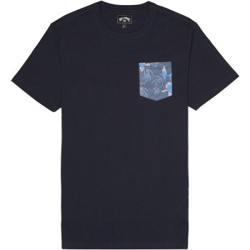 T-Shirt Billabong All day printed crew ss