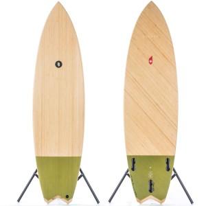Planche Surfkite HB Decade Biax Tech FCSII