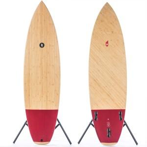 Planche Surfkite HB Octo Biax Tech FCSII