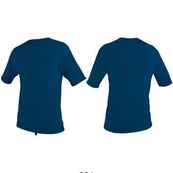 Top néoprène O'neill Limited UV S/S Sun Shirt Slate