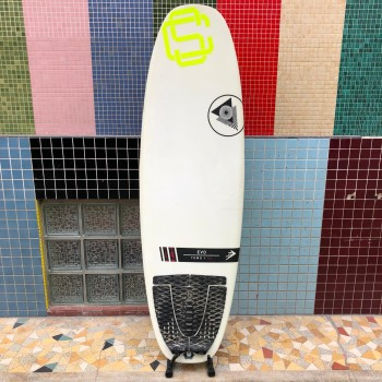 Surf kite Occasion Firewire Evo Tomo Hélium 5'1