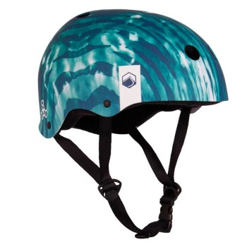 Casque Liquid Force Helmet Flash Tie Dye
