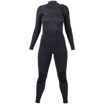 Combinaison O'Neill Femme Hyperfreak 3/2 Chest Zip Full Black