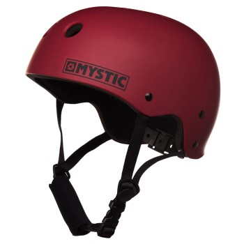 Casque Mystic MK8 Helmet Black Red