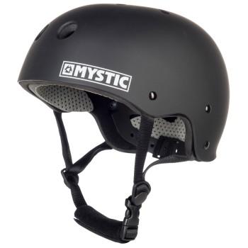 Casque Mystic MK8 Helmet Full Black