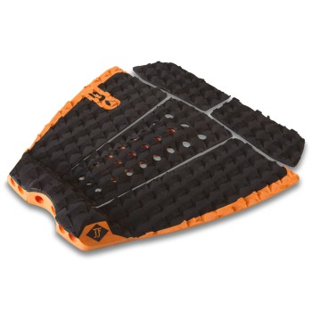 Pad Dakine John John Florence Pro Surf Traction Noir / Orange