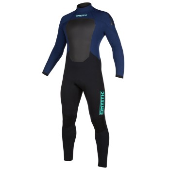 Combinaison Mystic Star Fullsuit 5/3mm 2020 Back Zip