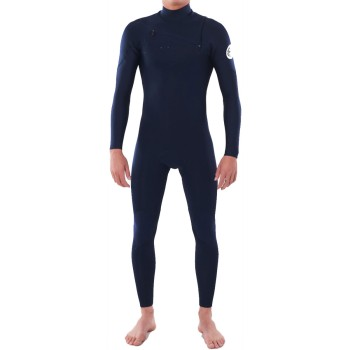 Combinaison Rip Curl Dawn Patrol Perf 4/3mm Chest Zip 2021 Navy