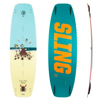 planche wakeboard slingshot solo 2021