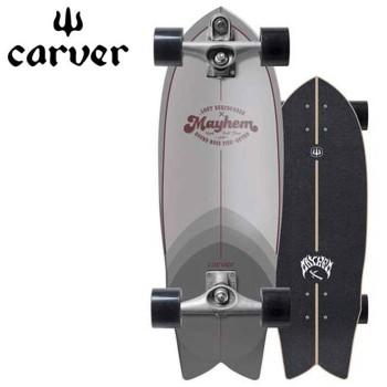 """Carver Skate Lost RNF Retro 29.5"""" (C7)"""