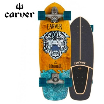 Carver Skate Conlogue Sea Tiger 29.5""