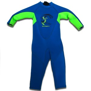 Combinaison Enfant O'neill Reactor 2mm full wetsuit toddler boys Taille Taille