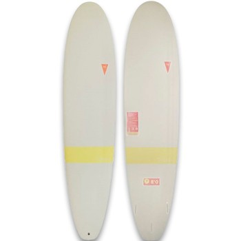 Planche de surf en mousse JJF by Pizel the Log 2021 Blanc