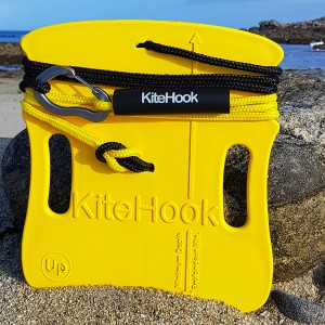 Self Launcher Kite Hook