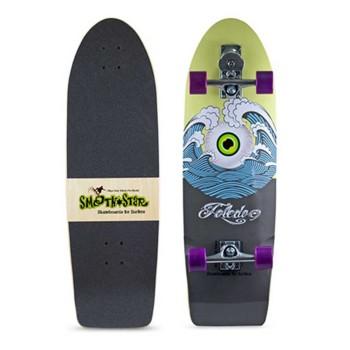 """Skate Smoothstar Holy Toledo 33"""""""