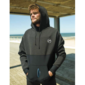 Sweat Neoprene Prolimit Hoodie Black