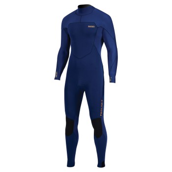 Combinaison Prolimit 2021 Fusion Steamer 5/3 mm Back Zip Navy