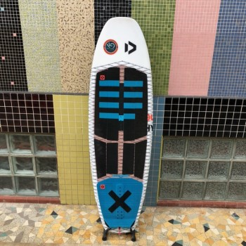 SURF KITE OCCASION DUOTONE HYBRID (SURF/FOIL) 2020 - 5'0