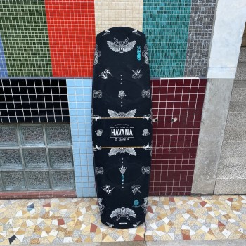 Planche wakeboard occasion DUP Havana 138 2019