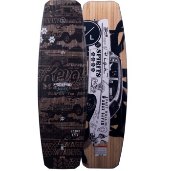 planche wakeboard hyperlite Union 2021
