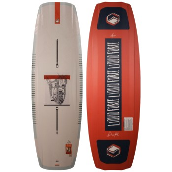 planche wakeboard liquid force peak 2021