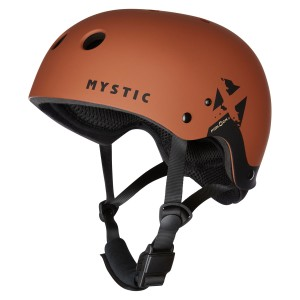 Casque Mystic MK8 X Helmet 2021 Rusty Red