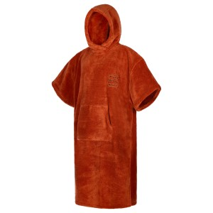 Poncho Mystic Teddy 2021 Rusty Red
