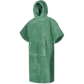 Poncho Mystic Teddy 2021 Sea Salt Green