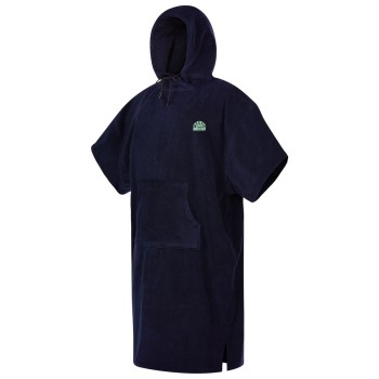 Poncho Mystic Velour 2021 Night Blue