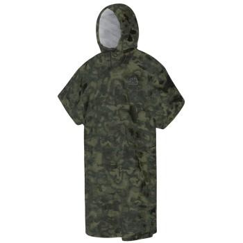 Poncho Mystic Velour 2021 Camouflage