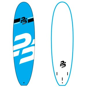 Planche surf Perfect Stuff 7'0 Eva/Wood Stringers