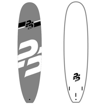 Planche surf Perfect Stuff 8'0 Eva/Wood Stringers