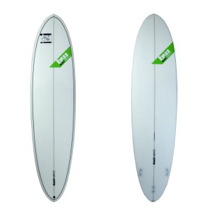 Planche surf Blackwings 7'2 EGG Cristal Clear