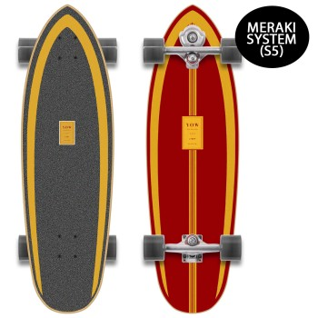Surf skate YOW J-Bay 33'' Dream Wave Series S5